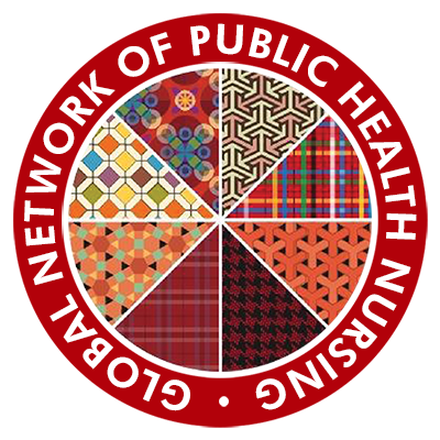 Global Network of Public Health Nursing Retina Logo